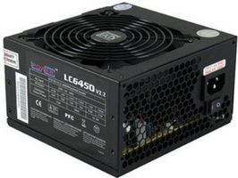 LC POWER LC6450-v2.2 450W  Zdroj / 120mm / Super Silent