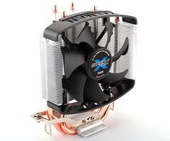 ZALMAN chladič CPU CNPS5X PERFORMA/ 92mm fan/ PWM/ pro s. 1155/1156/775/FM1/AM3+/AM3/AM2+/AM2/940/939/754
