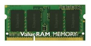 Kingston 4GB (1x 4GB) DDR3 1600MHz / CL11 / SO-DIMM / 1.5V / SR x8 / Non-ECC / Un-Registered