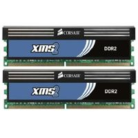 Corsair XMS2 4GB DDR2 800MHz / 2x 2GB KIT / CL5 / 1.8V / chladič