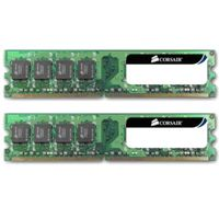 Corsair 4GB DDR2 800MHz / 2x 2GB KIT / CL5 / non-ECC