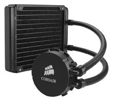 Corsair Hydro H90 / 140 mm / Hydraulic Bearing / 35 dB @ 1500 RPM / 94 CFM / Intel + AMD