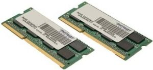 Patriot 16GB SO-DIMM DDR3 1600MHz / 2x8GB KIT / CL11 / 1.35 + 1.5V / pro Apple