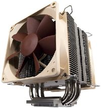 Noctua NH-U9B SE2 / 2x 92mm / SSO Bearing / 17.6 dB @ 1600 RPM / 64.3 m3h / Intel + AMD
