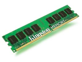 Kingston 2GB (1x 2GB) DDR3 1333MHz / CL9 / DIMM / 1.5V / SR X16 / Non-ECC / Un-Registered