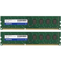 ADATA 16GB DDR3 1333MHz / KIT 2x 8GB / CL9 / DIMM / RETAIL