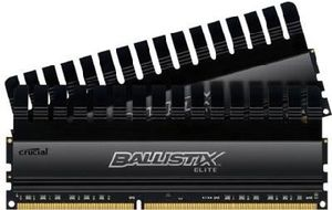 Crucial 16GB KIT DDR3 1866MHz CL9 Ballistix Elite / 2x8GB / 1.5V / výprodej