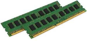 Kingston 16GB (2x 8GB) DDR3L 1600MHz / CL11 / DIMM / 1.35V / Non-ECC / Un-Registered