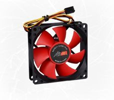 AIREN FAN RedWings80 ventilátor / 80 x 80 x 25mm / 14.9dBA