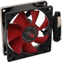 AIREN FAN RedWings92 Clever Deluxe ventilátor / PWM 4 pin / 92 x 92 x 25mm / 24.5 dB