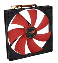 AIREN FAN RedWings180 ventilátor / 180 x 180 x 25mm / 18.3dB