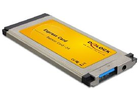 Delock Express Card / 1 x USB 3.0