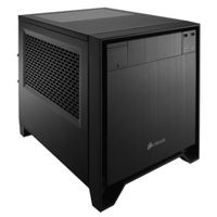 Corsair Obsidian 250D / Mini ITX / 2x USB 3.0 / 2x 80 mm + 2x 120 mm + 200 mm