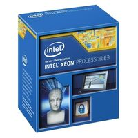 Intel Xeon E3-1226 v3 @ 3.3GHz / Turbo 3.7GHz / 4-jádro / Intel HD Graphics P4600 / Socket 1150 / Haswell / 84W