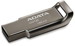 ADATA UV131 32GB / Flash Disk / USB 3.0 / zinek / šedá