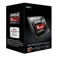 AMD A4-7300 @ 3.8GHz / Turbo 4.0GHz / 2C2T / 96kB L1, 1MB L2 / Radeon HD 8470D / FM2 / Piledriver-Richland / 65W