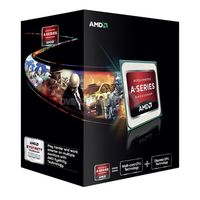 AMD A6-6420K @ 4.0GHz / Turbo 4.2GHz / 2C2T / 96kB L1, 1MB L2 / Radeon HD 8470D / FM2 / Piledriver-Richland / 65W