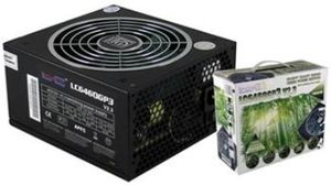 LC POWER LC6560GP3-v2.3 560W / 140mm ventilátor / Black Giant Silent / 80 PLUS Bronze