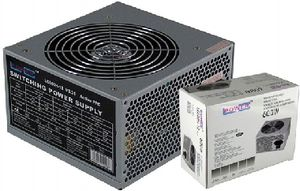 LC POWER LC600H-12 V2.31 600W / 120mm ventilátor