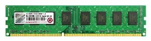 Transcend JetRam 2GB DDR3 1333MHz / 128Mx8 / CL9