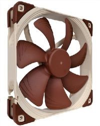 Noctua NF-A14 PWM / 140 mm / SSO2 Bearing / 24.6 dB @ 1500 RPM / 140.2 m3h / 4-pin