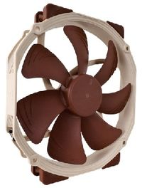 Noctua NF-A15 PWM / 140 mm / SSO2 Bearing / 19.2 dB @ 1200 RPM / 115.5 m3h / 4-pin