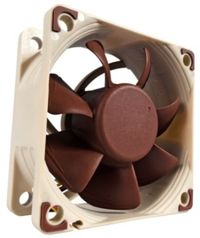 Noctua NF-A6x25 FLX / 60 mm / SSO2 Bearing / 19.3 dB @ 3000 RPM / 29.2 m3h / 3-pin