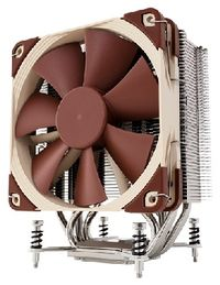 Noctua NH-U12DX i4 / 120 mm / SSO2 Bearing / 22.4 dB @ 1500 RPM / 93.4 m3h / Intel LGA2011, 2011-3, 1356, 1366