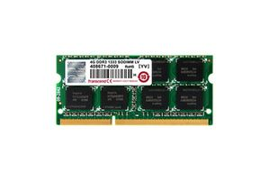 Transcend 4GB / 1600MHz / DDR3 / CL11 / SODIMM / 1Rx8