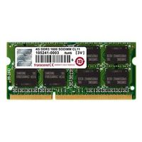 Transcend Apple Series 4GB / DDR3 / 1600MHz / CL11 / SODIMM / 2Rx8