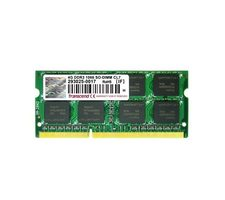Transcend Apple Series 4GB / DDR3 / 1066MHz / CL7 / SODIMM / 2Rx8