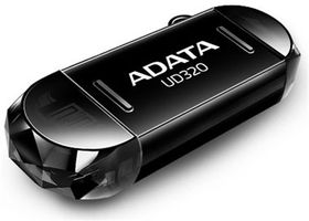 ADATA DashDrive Durable UD320 64GB / USB 2.0 / OTG / Micro USB
