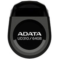 ADATA DashDrive Durable UD310 64GB / USB 2.0 / černý