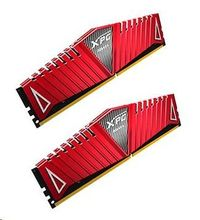 ADATA XPG Z1 / DIMM DDR4 / 8GB / 2400MHz / CL16 / 512x8 (KIT 2x4GB) / červená