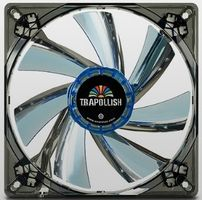 ENERMAX UCTA14N-BL / T.B.Apollish fan / ventilátor / 140mm / 750rpm / modrá LED
