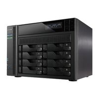 Asustor AS7008T / 8x HDD / Intel Core i3 DC @3.50GHz / 2GB RAM / HDMI 1.4a / 3x USB 3.0 / 2x USB 2.0 / 2x GLAN