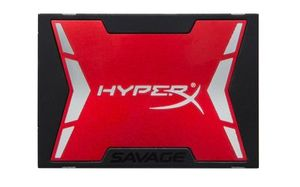 "HyperX Savage 960GB Kit / SSD / 2.5"" / SATA3 / 7mm / R: 560MBs / W: 530MBs"