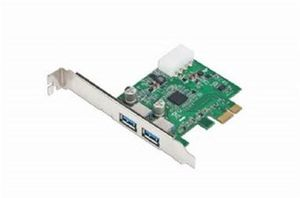 Gembird USB 3.0 PCI-E host adaptér