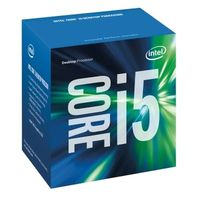 Intel Core i5-6400 @ 2.7GHz / TB 3.1GHz / 4C4T / 256kB, 1MB, 6MB / HD Graphics 530 / 1151 / Skylake / 65W