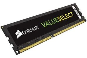 Corsair ValueSelect 4GB / 2133MHz / DDR4 / CL15 / 1.2V