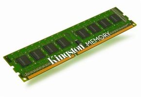 Kingston 4GB DDR3  1600MHz / ECC / CL11 / DIMM / SR x8 w/TS