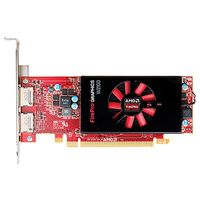 HP AMD FirePro W2100 / 2GB DDR3 / 128 Bit / PCI-E / DP