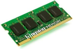 Kingston 2GB / 667MHz / DDR2 / SO-DIMM / modul pro Apple