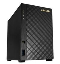 Asustor AS3102T / 2x HDD / Intel Celeron N3050 1.6GHz / 2GB RAM / HDMI 1.4b / 3x USB 3.0 / GLAN