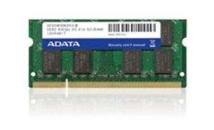 ADATA 2GB / DDR2 / 800MHz  / CL6 / SO-DIMM / Retail