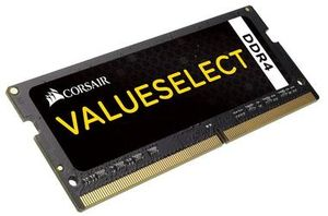 Corsair ValueSelect 8GB / 2133MHz / CL15 / DDR4 / SODIMM