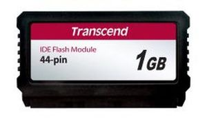 Transcend 1GB IDE PATA Flash Module (44Pin Vertical)