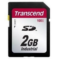 Transcend Industrial Compact Flash karta / SD / 2GB / CLASS6