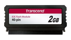 Transcend 2GB IDE PATA Flash Module (44Pin Vertical)
