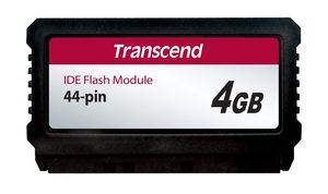 Transcend 4GB IDE PATA Flash Module (44Pin Vertical)